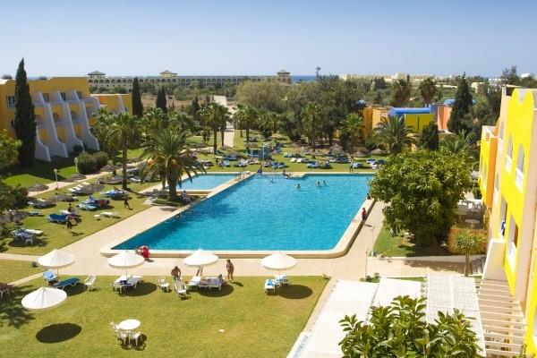 Piscine - Maxi Club Hammamet Village Hotel Maxi Club Hammamet Village3* Tunis Tunisie