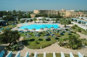 Tunisie - Tunis, Hôtel Mechmoum