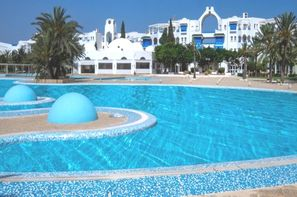 Tunisie-Tunis, Hôtel Mirage Beach Club