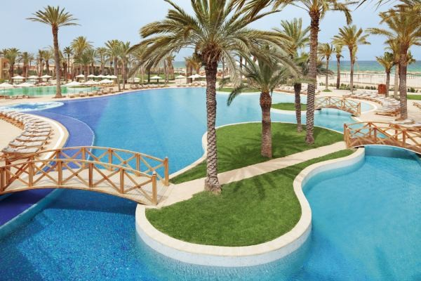 Hotel movenpick resort marine spa sousse tunis tunisie for Salon 5 etoiles tunisie