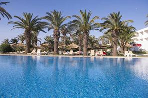 Tunisie-Tunis, Hôtel Palm Beach Hammamet 4*