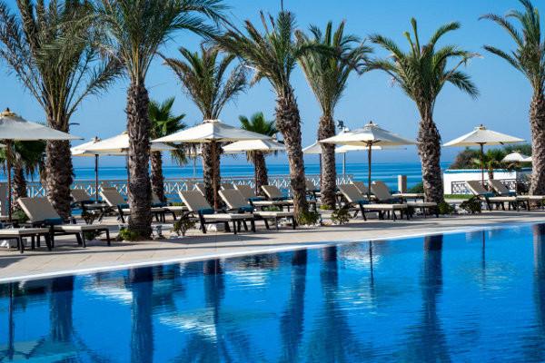 Hotel radisson blu resort thalasso hammamet hammamet for Piscine demontable tunisie