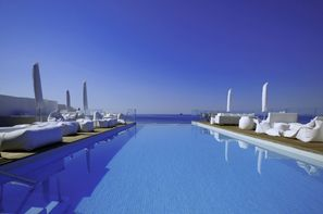 Tunisie - Tunis, Hôtel Sindbad