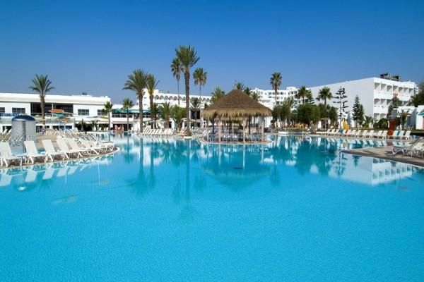 Hotel thalassa sousse sousse tunisie promovacances for Piscine demontable tunisie