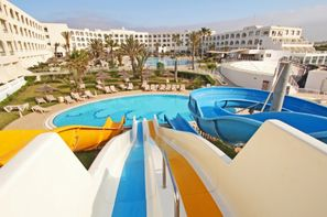 Tunisie-Tunis, Hôtel Vincci Nozha Beach. 4*