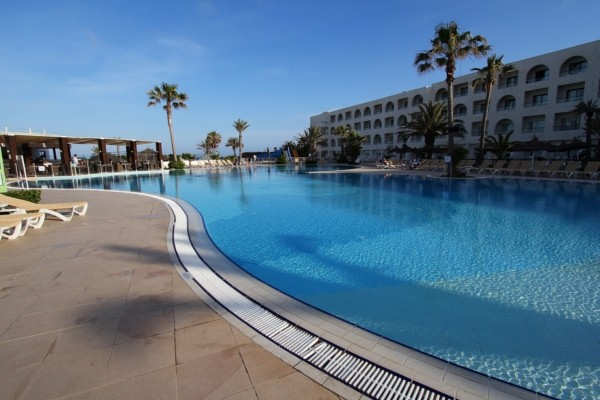 Vincci Nozha Beach - Vincci Nozha Beach Hotel Vincci Nouzha Beach & Spa4* Tunis Tunisie