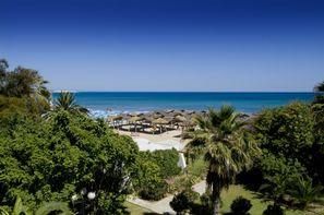 Tunisie-Tunis, Hôtel Orangers Beach 4*