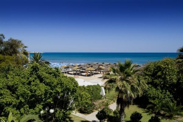 Plage - Orangers Beach Hôtel Orangers Beach4* Tunis Tunisie