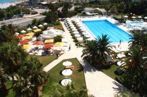 Tunisie-Tunis, Hôtel Hammamet Club 4*