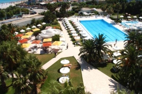 Vue panoramique - Hammamet Club Hôtel Hammamet Club4* Tunis Tunisie