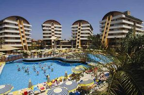 Turquie - Antalya, Hôtel Alaiye Resort and Spa 5*