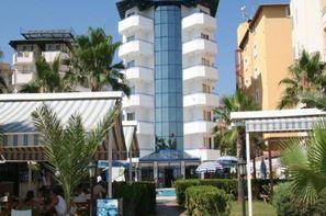 Turquie - Antalya, Hôtel Elysée Beach