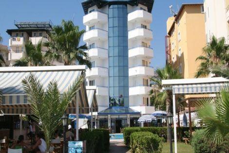 Hôtel Elysée Beach 3*