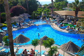 Turquie-Antalya, Hôtel Can Garden 4*