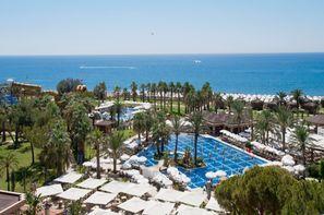 Turquie - Antalya, Hôtel Crystal Tat Beach Resort