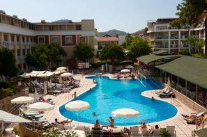 Turquie - Antalya, Hôtel Novia Gelidonya