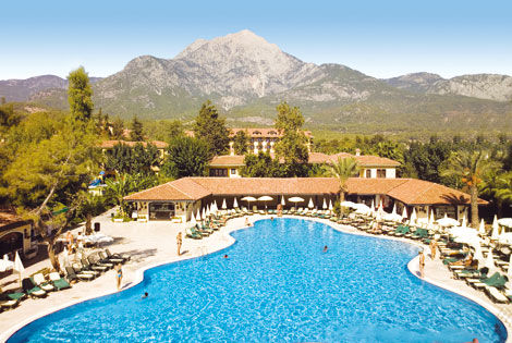 piscine - Phaselis Rose Hôtel Phaselis Rose5* Antalya Turquie