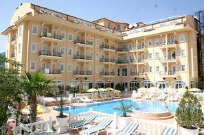 Turquie - Antalya, Hôtel Sinatra