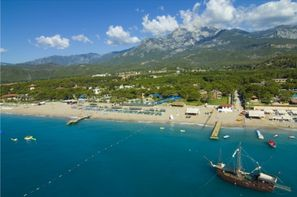 Turquie - Antalya, Hôtel Pirate's Beach Club 5*