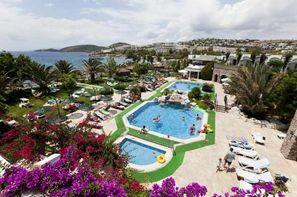 Turquie - Bodrum, Hôtel Royal Asarlik Beach