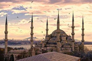 Hôtel Week-end à Istanbul au Fehmi Bey