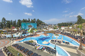 Turquie-Izmir, Club Sunconnect Atlantique Holiday 4*