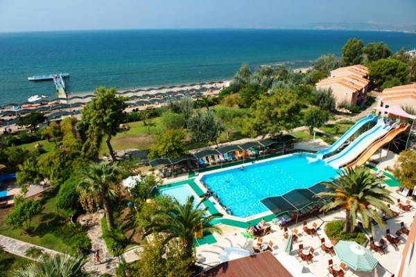 Vue panoramique - Marmara Yali Club Marmara Yali5* Izmir Turquie