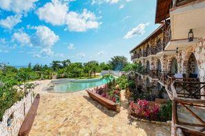 Zanzibar-Zanzibar, Hôtel Palumbo Kendwa 4*