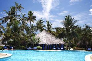 Zanzibar-Zanzibar, Hôtel Breezes Beach Club 5*