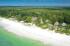 Zanzibar-Zanzibar, Hôtel Hakuna Majiwe Beach Lodge 4*
