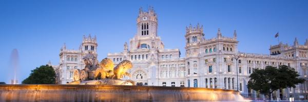 Hotel Vincci Soho4* Madrid Espagne