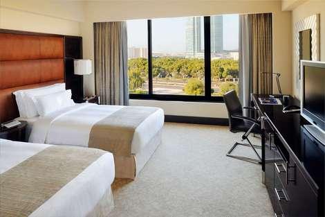 Abu Dhabi : Hôtel Intercontinental Hotel Abu Dhabi