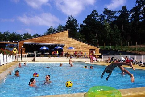 Angleterre : Camping Le Coiroux