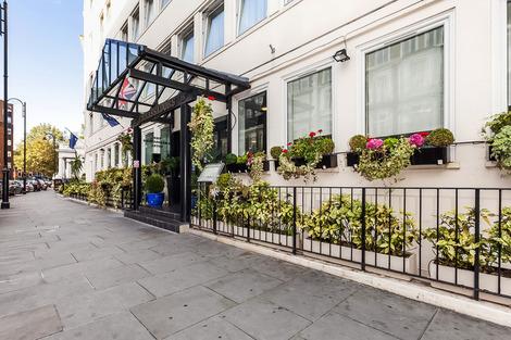 Angleterre : Hôtel Ambassadors Hotel (also Ambassadors Hotel Kensington)