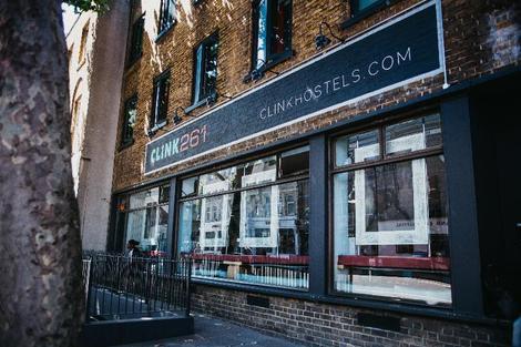 Angleterre : Hôtel Clink 261 Hostel
