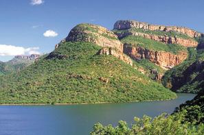 Afrique Du Sud-Johannesbourg, Autotour Johannesburg & Parc Kruger + Chutes Victoria