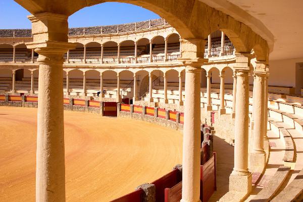 Ronda Autotour L'Andalousie3* Malaga Andalousie