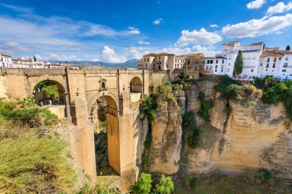 Autotour Balade andalouse en liberté Malaga Andalousie