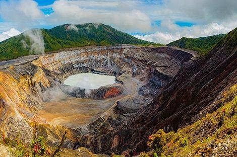 Costa Rica-San jose, Autotour Costa Rica Pura Vida & Tortuguero