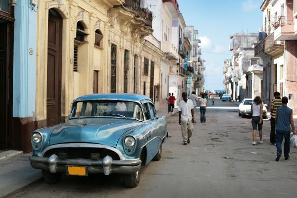 Cuba Autotour Bienvenido a Cuba La Havane Cuba