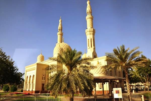 Mosquée Dubaï Autotour Les Sept Emirats Dubai Dubai et les Emirats