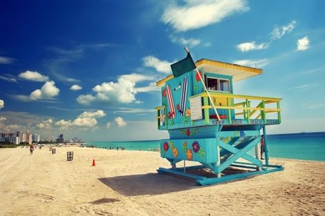 Etats-Unis-Miami, Autotour FRAM - La Floride en liberté