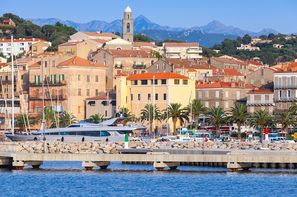 France Corse-Ajaccio, Autotour Lumières de corse du Sud 3*