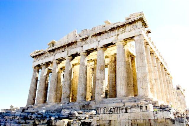Grece : Autotour Grèce Classique et Météores