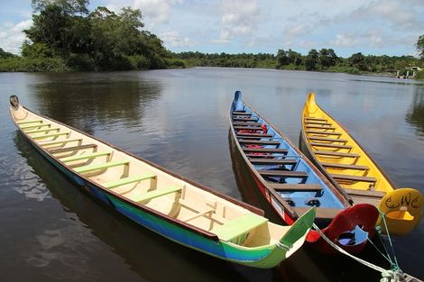 Guyane-Cayenne, Autotour Libre Guyane + hôtel