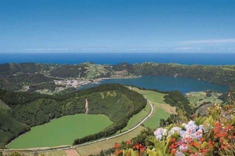 Iles Des Acores-Ponta Delgada, Combiné hôtels 3 îles « Féérie des Açores » 4*