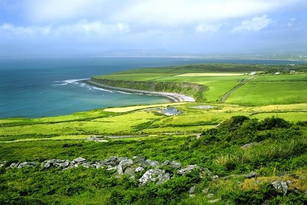 Paysage Irlandais Autotour Panorama d'Irlande Dublin Irlande