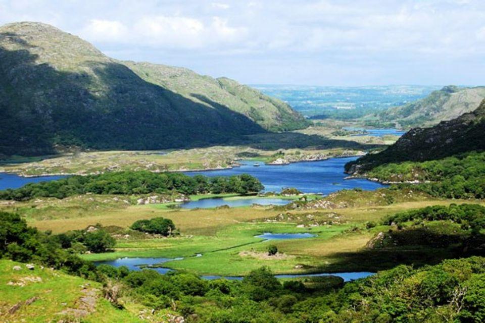 Autotour Les îles d'Irlande Europe Du Nord Irlande