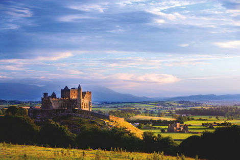 Irlande-Dublin, Autotour Châteaux & Jardins d'Irlande