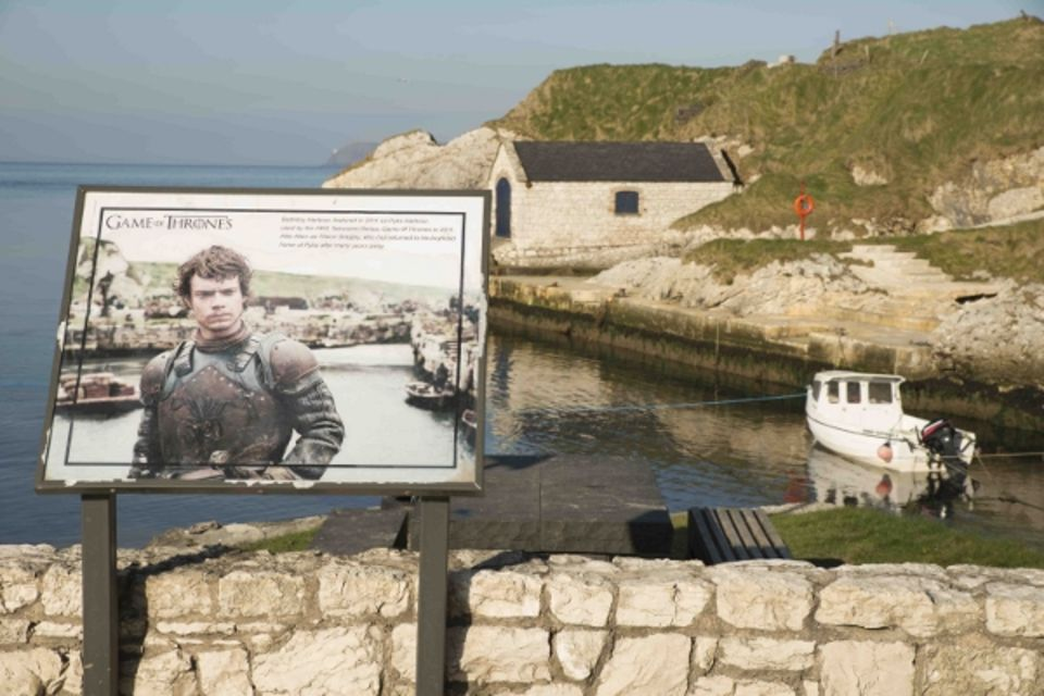 Autotour Game of Thrones Europe Du Nord Irlande